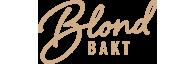 Blond bakt